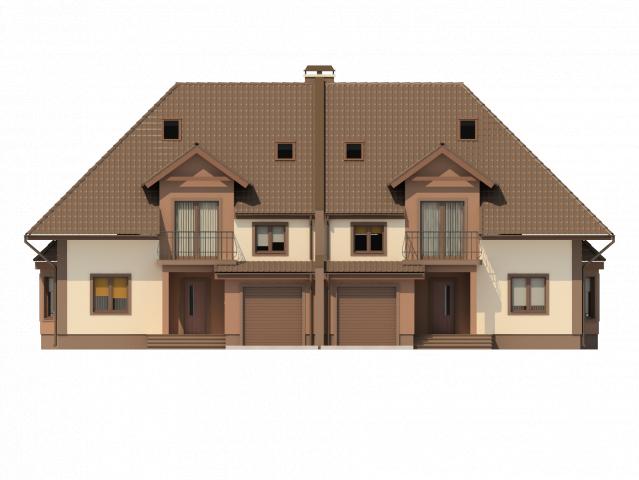 Готові проекти будинків краще переглянути на фото