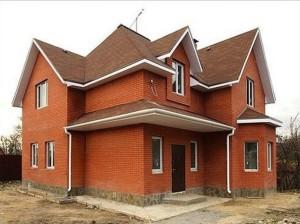 Цегляний будинок своїми руками можна також збудувати