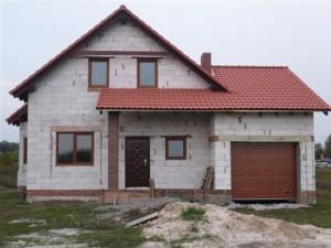 Будинок з газобетону або з піноблоків будуємо своїми руками