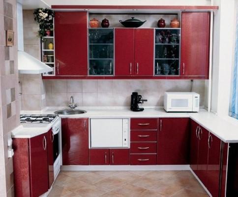 Виконання ремонту кухонь, зображення і картинки