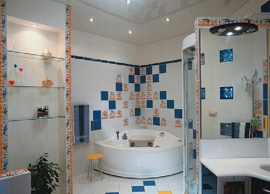 ремонт ванної кімнати - фото