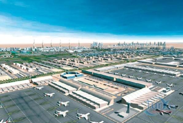 Міжнародний аеропорт Аль-Мактум в ОАЕ