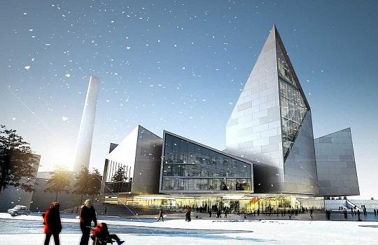 «Starchitect», або «зірка архітектури» - так називають зодчого Бьярке Інгельсу