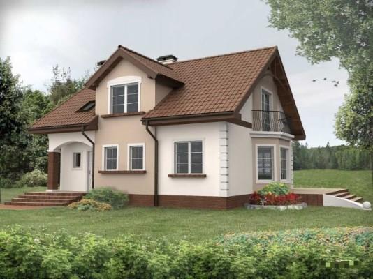 колір даху будинку