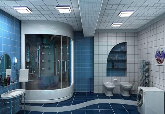 Дизайни ванної кімнати по фото.