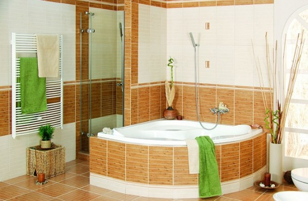 Дизайн ванної кімнати по фото.