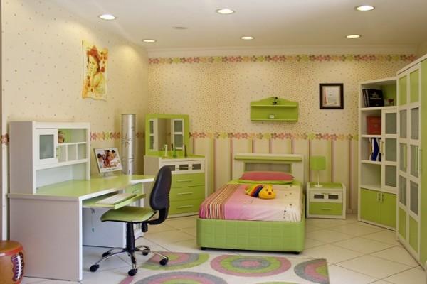 дизайн дитячої кімнати для хлопчиків