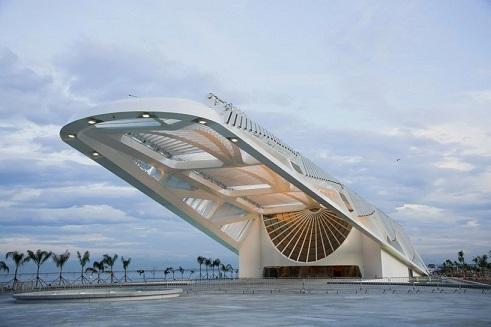 Збудовано музей Завтрашнього Дня в Ріо-де-Жанейро