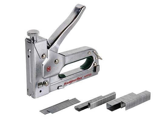 Механічний будівельний степлер