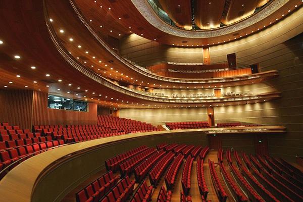 Оперний театр в Пекіні.